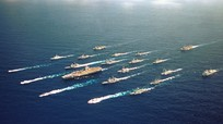 Át chủ bài giúp Hải quân Mỹ thống trị các đại dương