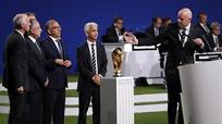 Liên minh Mỹ, Canada, Mexico đăng cai World Cup 2026