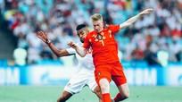 Xem lại De Bruyne kiến tạo đỉnh cao cho Lukaku ghi bàn vào lưới Panama