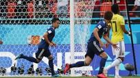 Colombia 1-2 Nhật Bản: Thẻ đỏ khiến Colombia ôm hận, Rodriguez không thể là 'cứu tinh'