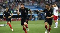 Croatia vào tứ kết với chiến thắng trên chấm luân lưu