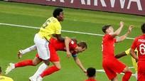 Hy hữu: Thu thập chữ ký đề nghị đá lại trận Anh - Colombia tại World Cup 2018