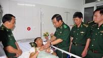 Phát động học tập tinh thần dũng cảm của Đại úy Nguyễn Đình Tài