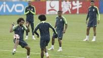 Brazil lộ đội hình đấu Bỉ; Trọng tài... Argentina bắt trận Pháp vs Uruguay