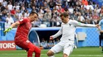 Griezmann không ăn mừng khi ghi vào lưới Uruguay; Real Madrid chuẩn bị chia tay Ronaldo