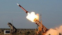 Tên lửa Patriot Israel bắn hạ UAV từ Syria