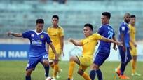 SLNA - Quảng Nam FC: TOP 3 không còn xa!