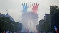 Nghi thức chào đón đội tuyển Pháp trở về