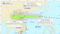 Thông tin mới nhất về áp thấp nhiệt đới gần bờ và cơn bão số 3 trên Biển Đông