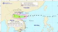 Thông tin mới nhất về cơn bão số 3 đang hướng vào đất liền