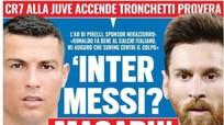 Real Madrid bất ngờ tuyển thủ môn 19 tuổi của tuyển Ukraine; Messi gia nhập Inter Milan?