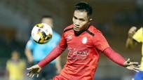 Sầm Ngọc Đức bị cấm thi đấu 8 trận ở V-League