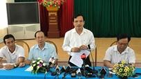 Khởi tố vụ án gian lận điểm thi THPT quốc gia ở Sơn La