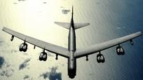 Mỹ điều oanh tạc cơ B-52 bay diễn tập trên Biển Đông
