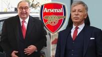 Arsenal về tay ông chủ Mỹ Stan Kroenke