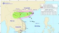 Bão số 4 - Bebinca có khả năng đi vào đất liền Bắc Trung bộ