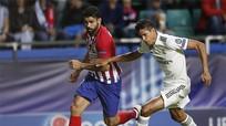 Atletico đánh bại Real, giành Siêu Cup châu Âu