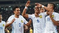 Bất ngờ tại Asiad: Cầu thủ Malaysia ghi bàn trước Hàn Quốc từng cạnh tranh với Quang Hải