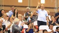 Thủ tướng Nguyễn Xuân Phúc gửi lời chúc mừng Olympic Việt Nam