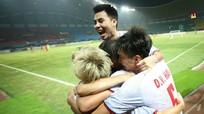 Bật mí cách giúp cầu thủ Olympic Việt Nam hồi phục thể lực thần tốc sau mỗi trận đấu