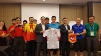 Olympic Việt Nam được nhận quà đặc biệt trước trận gặp Hàn Quốc