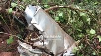 Máy bay Su-22 rơi ở Nghệ An hồi tháng 7 do 'thời tiết xấu'