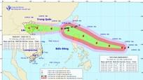 Thông tin mới nhất về siêu bão Mangkhut và bão số 5 (Barijat) gần bờ