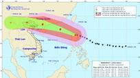 Trưa và chiều nay siêu bão MANGKHUT sẽ đi vào Biển Đông