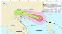 Nghệ An ra công điện khẩn ứng phó với bão Mangkhut