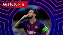 Messi hay nhất lượt đầu Champions League; Barca quyết tâm có Pogba