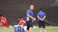 AFF Cup - Asian Cup - Canh bạc khó lựa của HLV Park Hang Seo