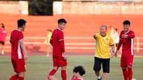 HLV Park sẽ chọn cầu thủ nào ra sân trong trận đấu với Lào?