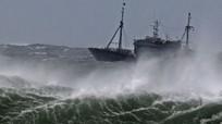 Thông tin mới nhất về dự báo áp thấp nhiệt đới trên Biển Đông