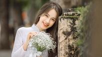 Ngắm vẻ trong trẻo của Á khôi 1 Hoa khôi Sinh viên Việt Nam