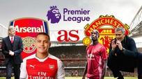 """Đại chiến tại Premier League: MU chưa chọn được đội hình, Arsenal mất 5 """"họng pháo"""""""