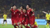 Video Văn Đức kiến tạo cho Đức Huy nâng tỉ số cho ĐT Việt Nam