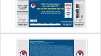 Tiếp tục bán vé online trận đấu giao hữu giữa ĐT Việt Nam - ĐT CHDCND Triều Tiên