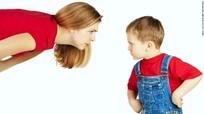 Mẹo ghìm sự bướng bỉnh của con trẻ mà không cần đòn roi