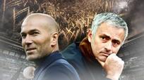 HLV Zidane và Mourinho lọt vào tầm ngắm của Iran