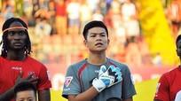 Thủ môn Vũ Hải tin SLNA sẽ lọt vào TOP 3 V.League 2019