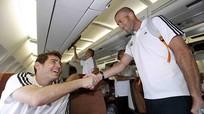"""Casillas: """"Sự trở lại của Zidane là bộ phim hay nhất thế giới"""""""