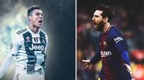 Messi đáp trả ngoạn mục Ronaldo; Liverpool tổn thất lớn trước vòng tứ kết Champions League