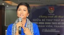 Hoa hậu H'Hen Niê: Trưởng thành nhờ hoạt động tình nguyện
