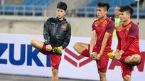 Tuyển thủ U23 Việt Nam tập thể lực như thế nào?