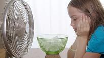 4 sai lầm khi dùng quạt điện mùa nắng nóng