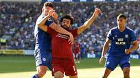 Liverpool trở lại đỉnh bảng, tái lập cách biệt hai điểm với Man City