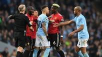 Manchester United vs Manchester City: Ảm đạm Derby