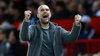 Hạ Man Utd, Guardiola tiến gần đến cú ăn ba quốc nội trong mùa 2018-2019