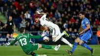 Real Madrid bị chia điểm, Getafe tiếp tục giấc mơ Champions League