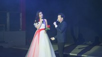 Hoa hậu Đỗ Mỹ Linh gây bất ngờ khi khoe giọng hát cùng Dương Triệu Vũ
